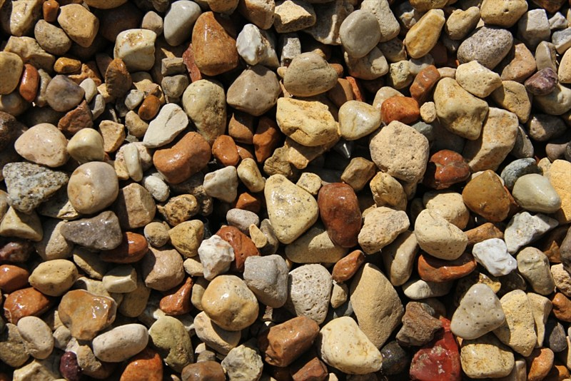 Decorative landscape rock landscaping and pool for Small decorative rocks